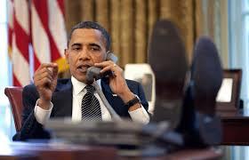 ObamaFeetDesk