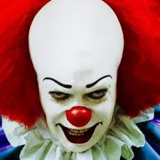 Pennywise the Clown from the 1990 TV adaptation of It