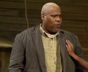 Bill Nunn in a 2009 production of the play Fences.