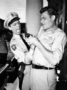 Don Knotts, Andy Griffith