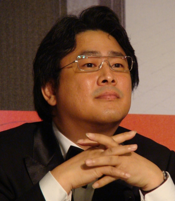 Park Chan-wook at the 2009 Cannes Film Festival