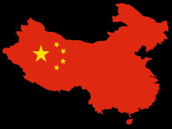 3dp_china3dp_map_flag