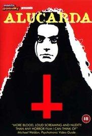 Movie poster for Juan López Moctezuma's 1977 gorefest Alucarda
