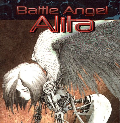 Cover of Battle Angel Alita volume 1