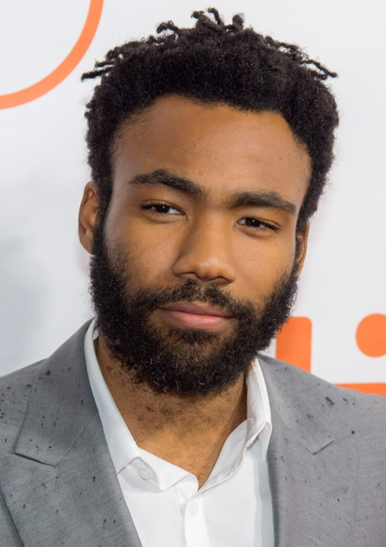 "Actor Donald Glover attends the world premiere for ""The Martian"" on day two of the Toronto International Film Festival at the Roy Thomson Hall, Friday, Sept. 11, 2015 in Toronto. Photo Credit: (NASA/Bill Ingalls)"