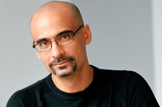 Pulitzer Prize-winning author Junot Diaz
