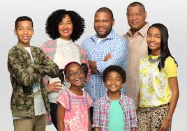 Cast of ABC's black-ish
