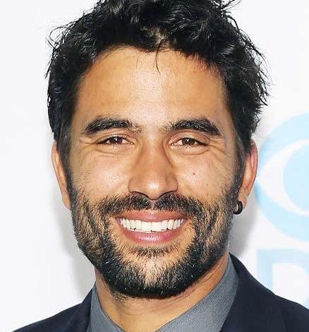 Actor Ignacio Serricchio
