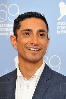 British Pakistani actor and rapper Riz Ahmed