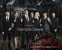 Cast of The CW's Vampire Diaries
