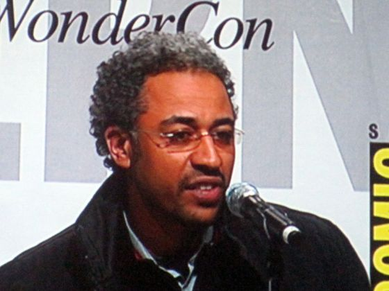 Director Sylvain White at  WonderCon 2010