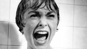 Janet Leigh as Marion Crane in Alfred Hitchcock's classic Psycho