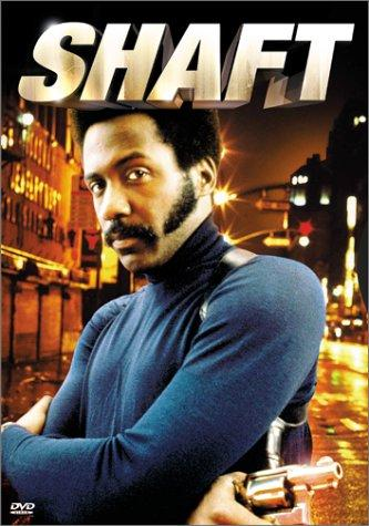 Richard Roundtree as Shaft in the original 1971 film.