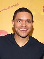 Trevor Noah at the Dubai Comedy Festival, 2015