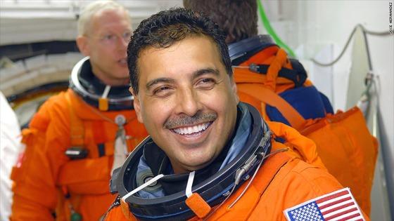 U.S. Astronaut Jose Hernandez