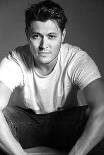 Actor Blair Redford