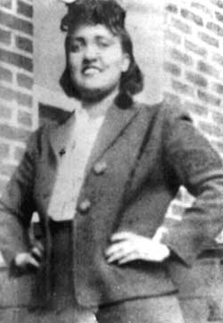 Henrietta Lacks circa 1945–1951