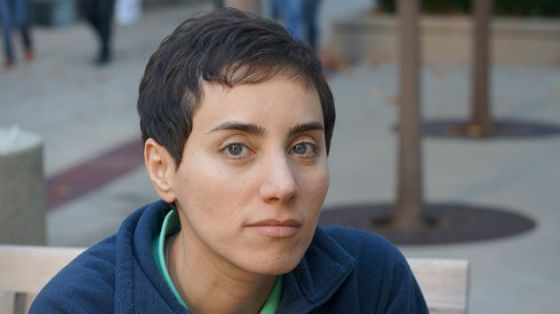 Nobel Prize-winner Maryam Mirzakhani