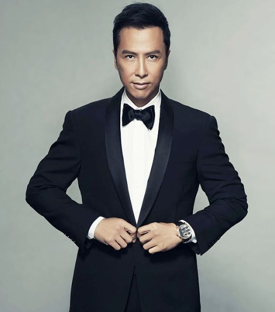 Donnie Yen . Credit: Bullets Film
